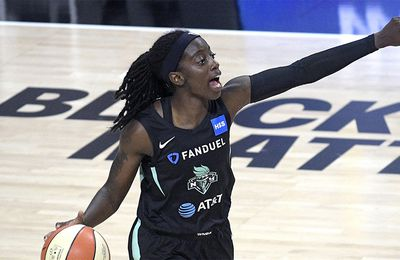 Tarbes :: Jazmine Jones quitte (déjà) le TGB / Pyrénées Sport