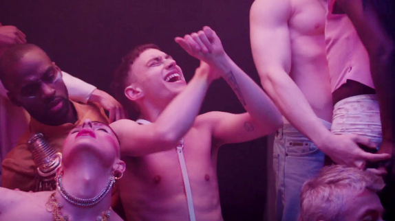 Desire : Years & Years feat Tove Lo