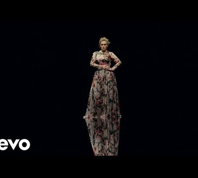 Adele lance le clip de Send My Love (To Your New Lover).