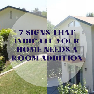 7 Signs That Indicate Your Home Needs A Room Addition