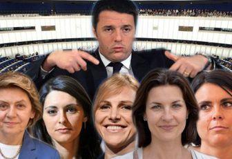 Le donne europarlamentari del Pd: una vergogna nazionale