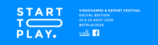 #GAMING #Esport #Orange - FESTIVAL du jeu video Start To Play a #STRASBOURG : Une septième édition réinventée et digitale !