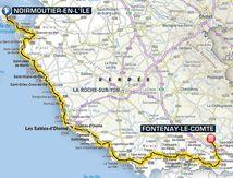 Tour de France 2018 a été décalé d'une semaine.