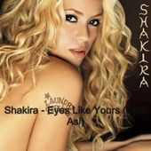 Eyes Like Yours - Shakira (Lyrics)