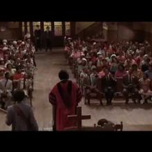 James Brown - The Blues Brothers (Church Speech):...