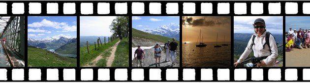 Bilan année 2014 - Randonnées, voyages