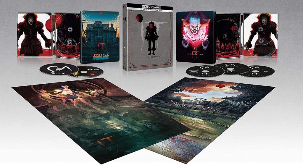 Ça : Chapitres 1 & 2 en Blu-ray et UHD 4K