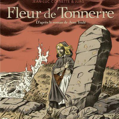 La BD du jour : FLEUR DE TONNERRE