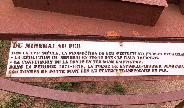 Forge de Savignac Lédrier