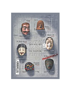Timbres masques