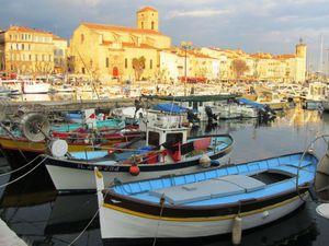 Encyclopédie des bateaux - le pointu, bateau de pêche emblématique de la Méditerranée