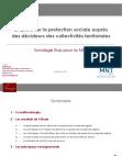 Protection sociale complémentaire, bilan de la mise en oeuvre par l'IFOP