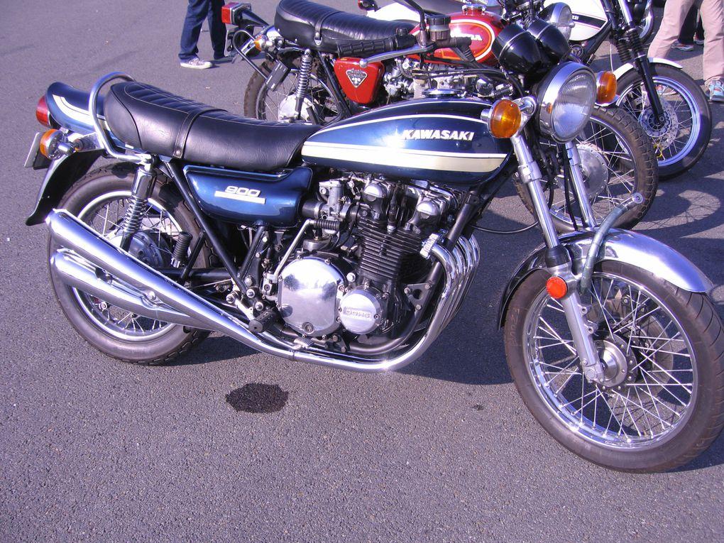 Motorama 2011  Exposition motos anciennes Le Bourget 15/16 octobre 2011