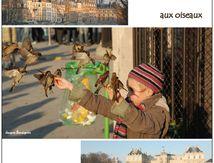 La petite fille aux oiseaux