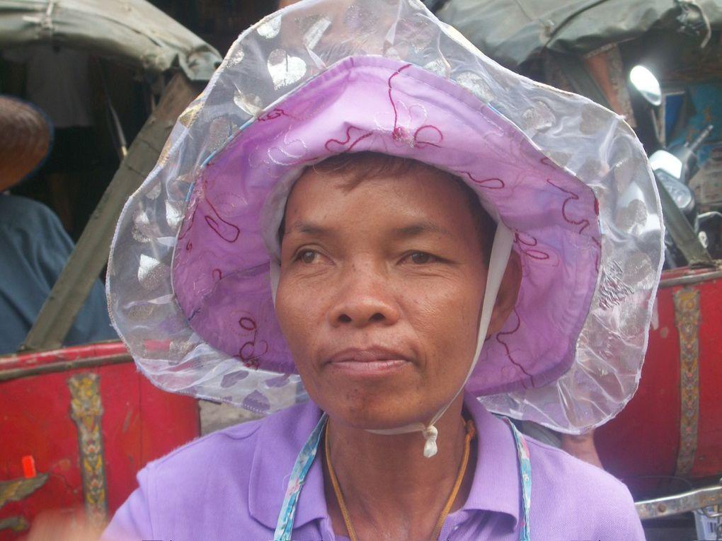 Thaïlande : Portraits