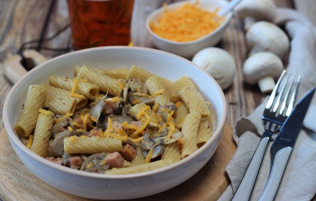 ONE POT PASTA FACON WELSH AVEC OU SANS COOKEO