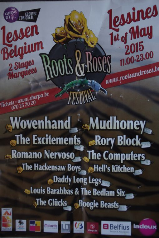 Roots & Roses Festival 2015