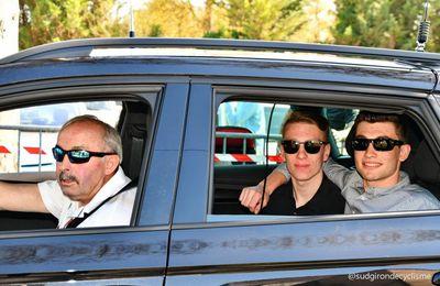 Samedi 21 Mars 2020 : 2ème édition du Tour Cycliste des 4 B Sud Charente …..Après le succès que connut l'épreuve pour la première édition (152 partants), Benjamin Didou, son copain Clément Debien et ses compagnons de promotion pro management du sport ont remis le couvert ! - Le samedi 21 Mars 2020, la 2ème édition du  ...- (Guy DAGOT - SudGironde-Cyclisme - 4 B Sud Charente)