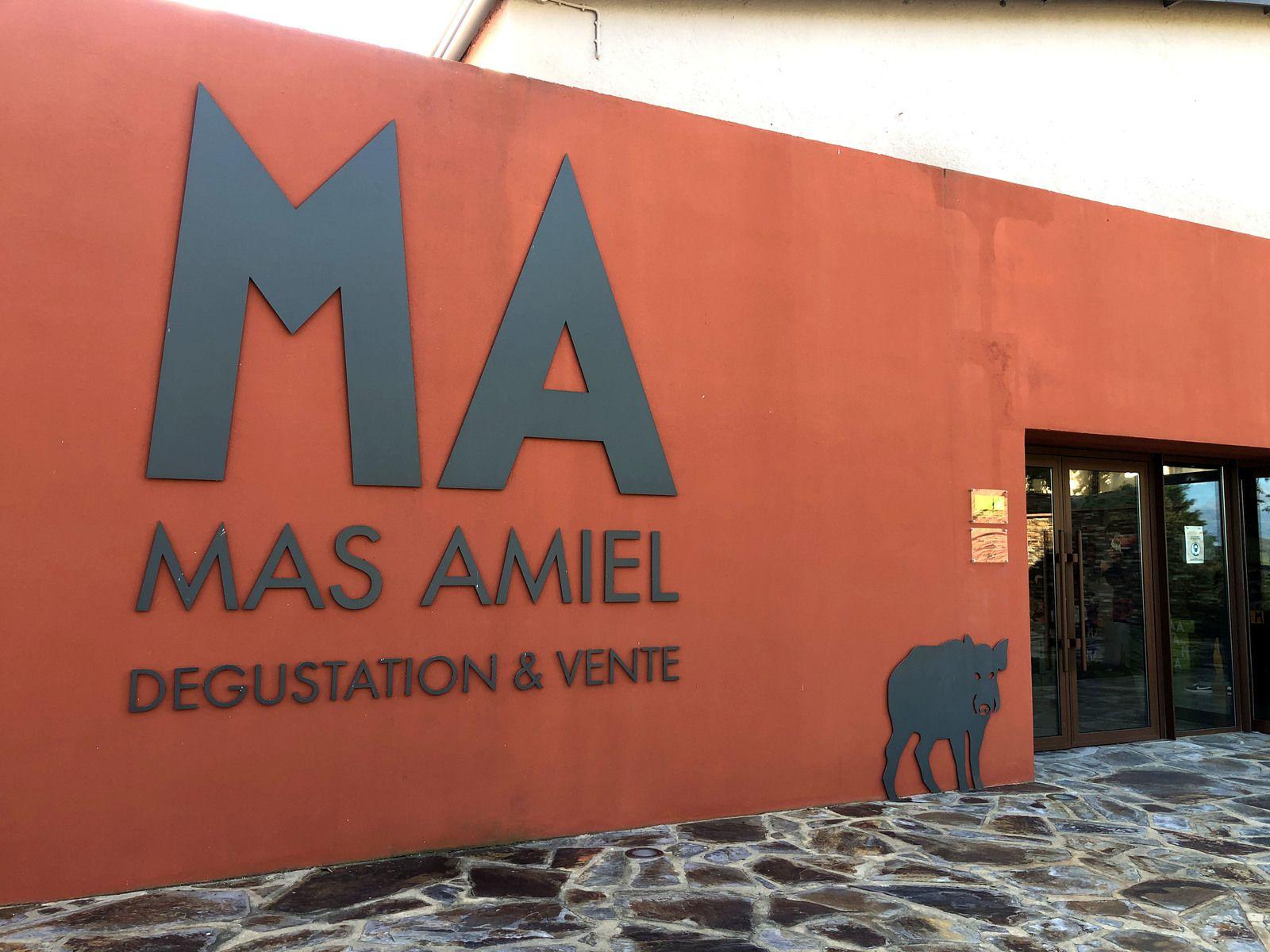 MAS Amiel sur Maury dans les PO