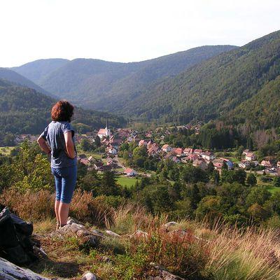Au mois de septembre: vacances en Alsace