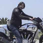 Keanu Reeves Will Build a $78,000 Motorcyle Just for You