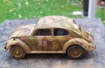 Volkswagen Coccinelle  (Ryefield Models - 1/35 - par Patrick G.)