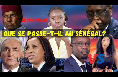 Aminata N'dyaye Business- Manifestation au Sénégal, violences au Sénégal: SONKO est-il coupable ?