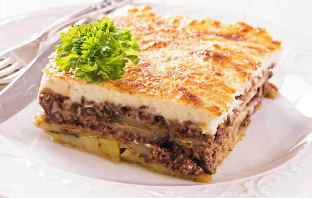 Moussaka recette cookeo
