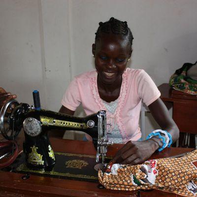 Couture pratique à Garoua