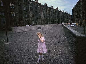 1980, Glasgow, Raymond Depardon.