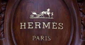 Produits de luxes Hermès dont une partie de l'activité est située à Pierre-Bénite