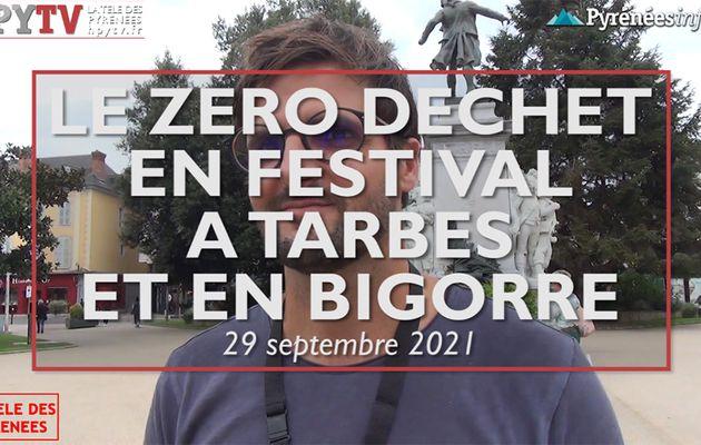 Le Festival Zéro Déchet s'ouvre à Tarbes et en Bigorre (29 sept 21) | La Télé de Tarbes