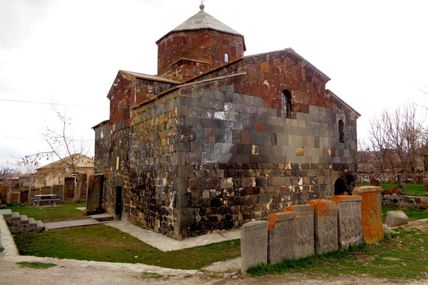 Arménie 2017 - De Masruts Anapat à Vardenis