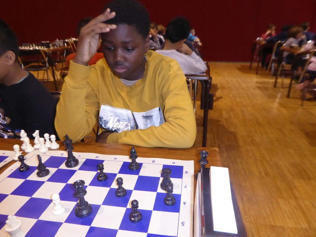 Tournoi d'échecs + Vote pour le Lionceau Noir
