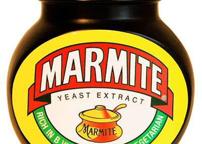"""""""Marmite"""", love it, or hate it!"""