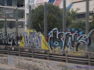 Grèce (Pollution) Voyage en Grèce