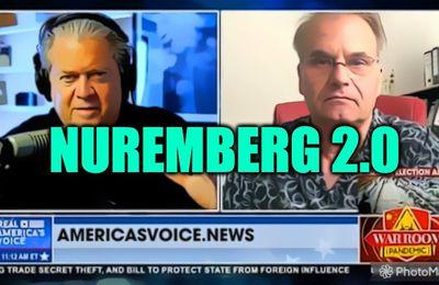 RADIO QUÉBEC | C'est officialisé, on peut désormais parler d'un Nuremberg 2.0