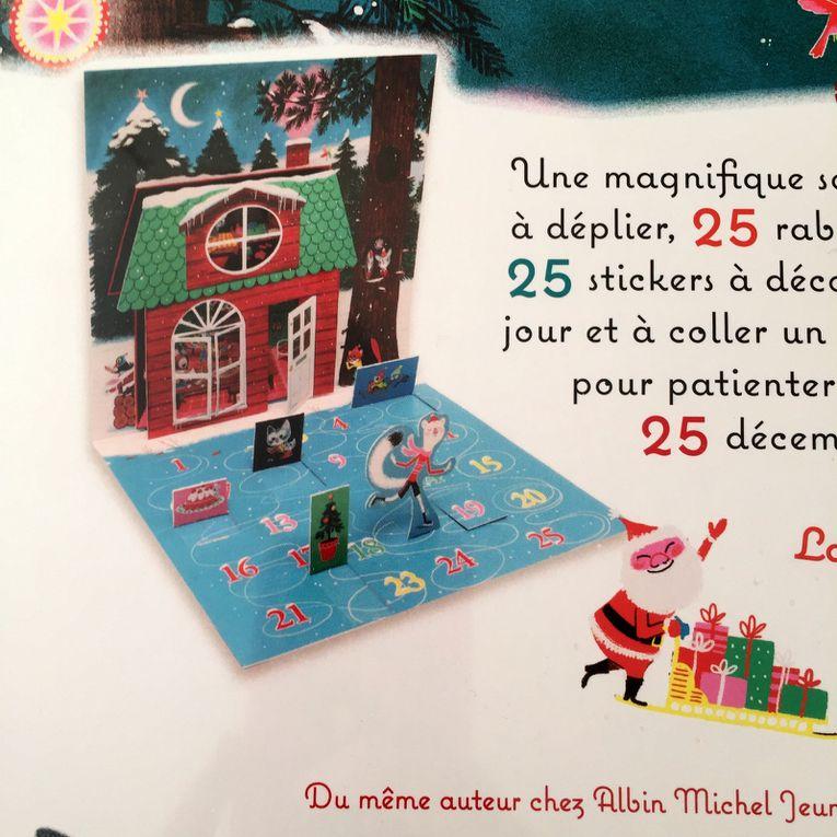 calendrier de l'avent mouk de Marc Boutavant sur charlotteblablablog
