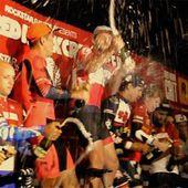 Champion du monde sur un vélo en bambou - LES VOIVRES 88240