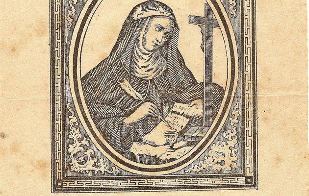"""Orazioni di Santa Brigida in antico dialetto siciliano """"I parti di Santa Brigida"""""""