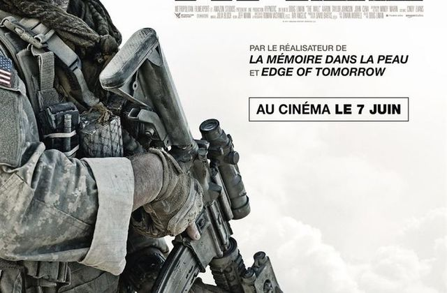 Critique Ciné : The Wall (2017)