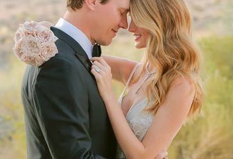 Tiësto and Annika are married   photos and vidéos