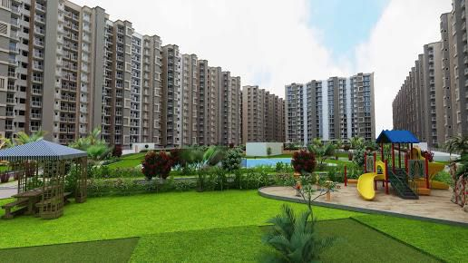 Stellar One - world Class Residential Project Located Sector 1 Greater Noida West