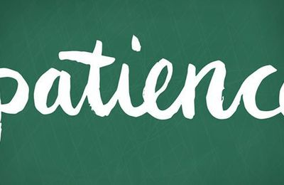 Importance Of Patience In Islam