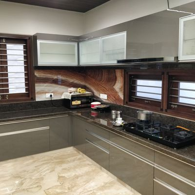 Get Into Fantasy Mode With Modular Kitchen Ahmedabad
