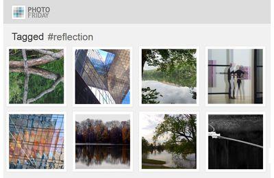 Mon défi photo : #reflection