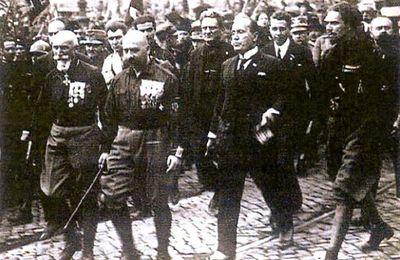 Une histoire du fascisme au XXe siècle - Partie I - Quand la révolution industrielle puis culturelle ébranlèrent l'Europe