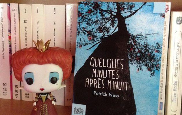 """""""Quelques minutes après minuit"""", Patrick Ness (et Siobhan Dowd)"""
