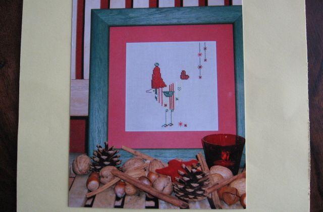 Pfips der Weihnachtsvogel