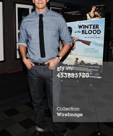 Winter in The Blood Première
